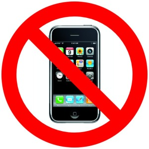 No-Smartphone