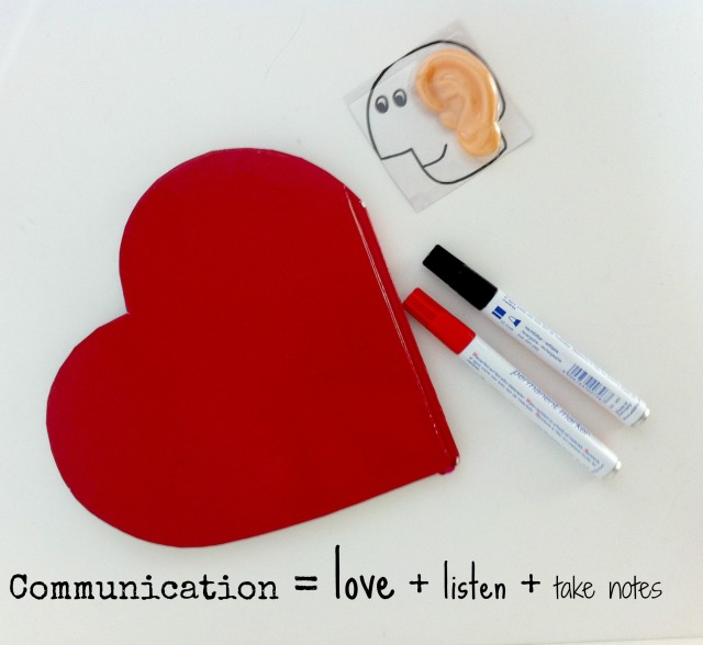 Communication is love